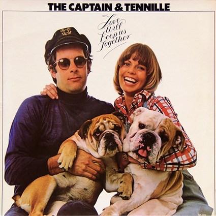 Australian Shepherd,Captain and Tennille,music,Bulldog