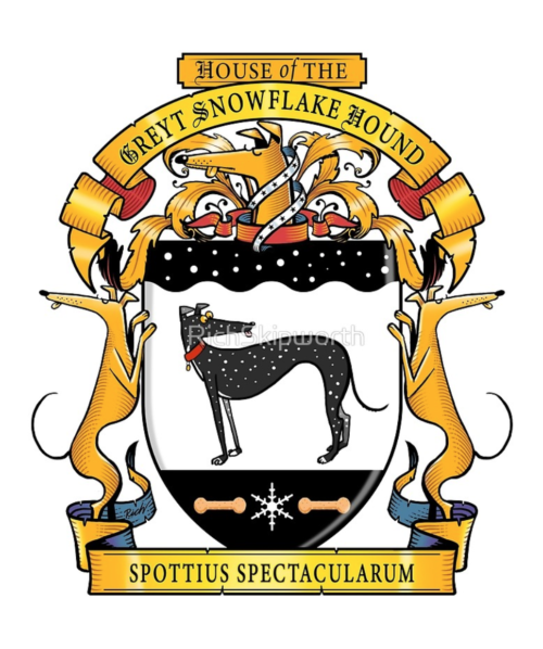Greyhound, Heraldry, Agaseus,Rich Skipworth