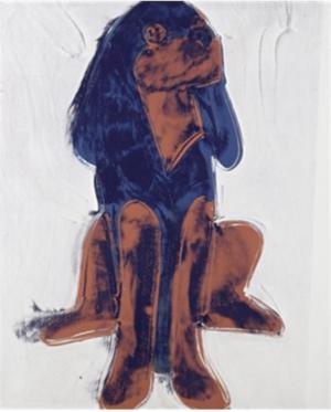 Dachshund,Andy Warhol, Art