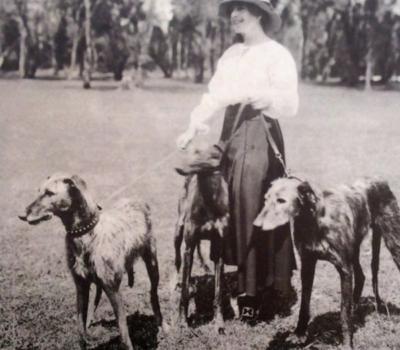 Scottish Deerhound,literature,Isak Dinesen,Karen Blixen,Tania Blixen