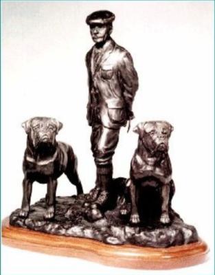 Bullmastiff, Mastiff,gameskeeper dog, molosser
