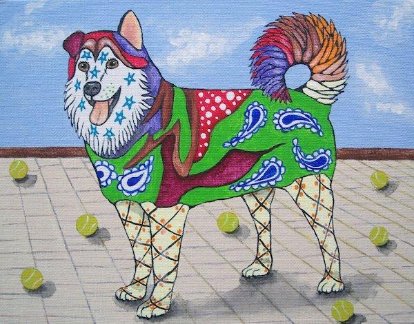tail, sickle tail, snap tail, terms,Alaskan Malamute, Siberian Husky,American Eskimo Dog, Akita, Chow Chow, Shiba Inu.