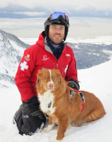Nova Scotia Duck Tolling Retriever,Avalanche dog,Alyeska Ski Patrol Avalanche Canine Program