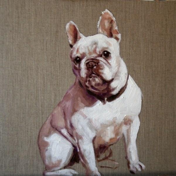 French Bulldog, Klun, name