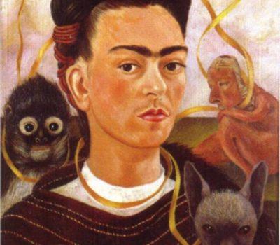 Xoloitzcuintli,Diego Rivera,Frida Kahlo,art