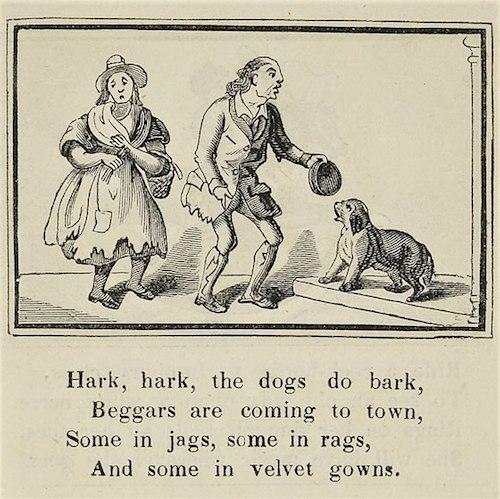 Hark Hark the Dogs do Bark,map,Poodle,Dachshund, Great Dane,Italian Greyhound