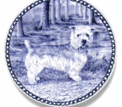 "Glen of Imaal Terrier,hunting trial,barking,""mute to ground"""