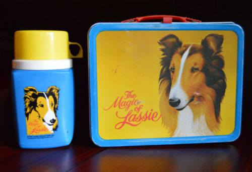 Lassie, Collie, Eric Knight,collectable,tchotchke,