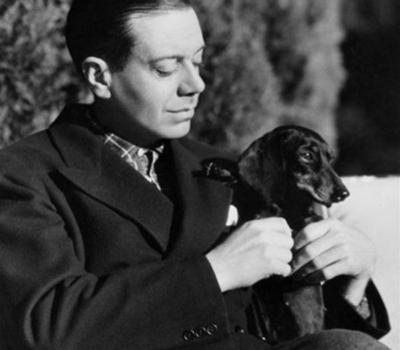 Cole Porter, Dachshund,music,composer,