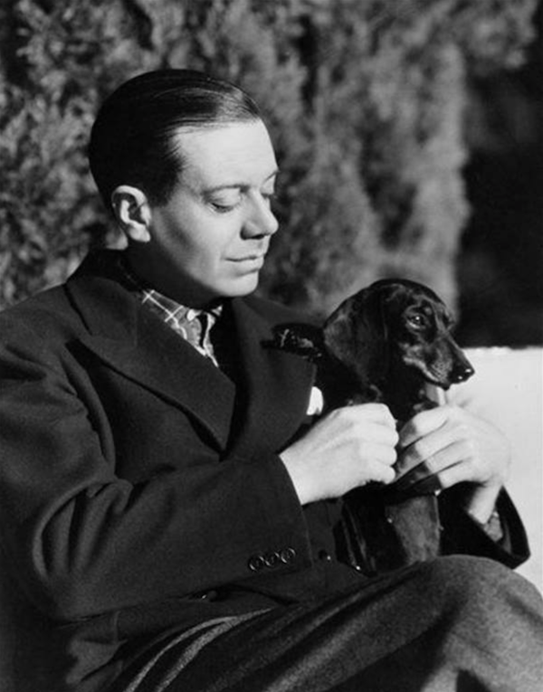 Cole Porter, Dachshund,music,composer,