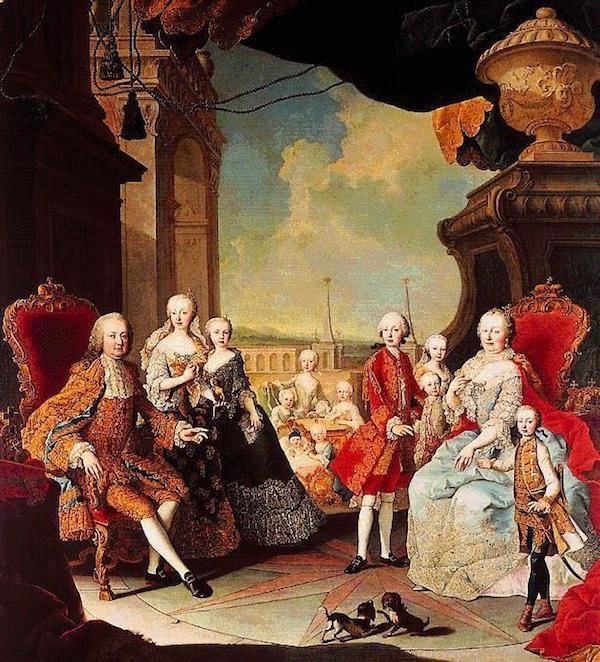 Marie Antoinette,Leonberger,Papillon,Marquis de Pluival,Count Fersen