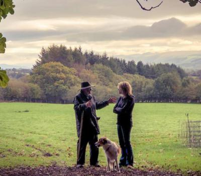 Ci Defaid Cymreig,Welsh Sheepdog,Kate Humble