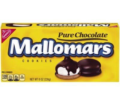 Mallomar, Whippet, cookie