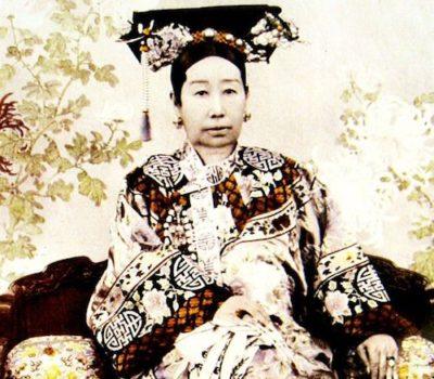 Pekingese, breed standard,Dowager Empress Tze Hsi