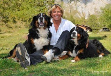 Bernese Mountain Dog,Saint Bernard,Hansi Hinterseer,Schlager Music,video,music