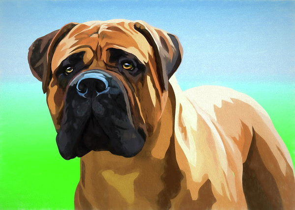 Bullmastiff,name,S.E. Moseley,Thorneywood Terror