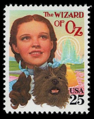 Toto, Wizard of Oz, Cairn Terrier, movies,Frank Baum,literature