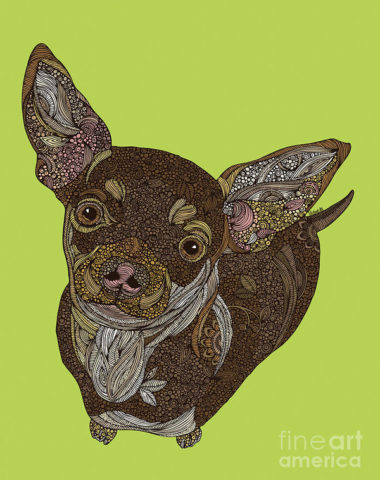 molera,Chihuahua,heads,deer head, apple dome