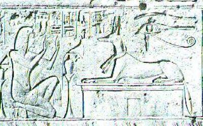 Pharaoh Hound,Egyptology,Malta, origins