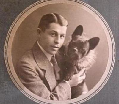 French Bulldog, Frenchie, nickname, Gamin de Pycombe, Titanic,Robert Daniel