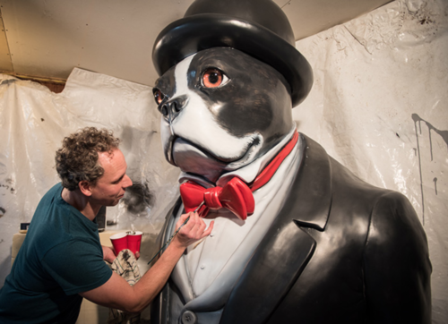 Boston Terrier, mascot, Boston Calling Music Festival, Boston University, state dog