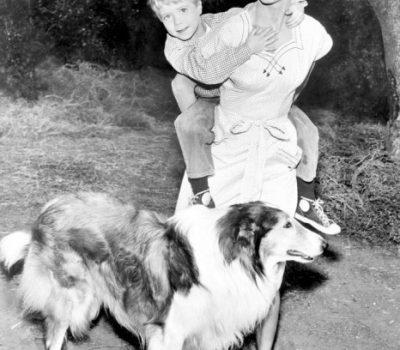 Cloris Leachman, Lassie, John Provost