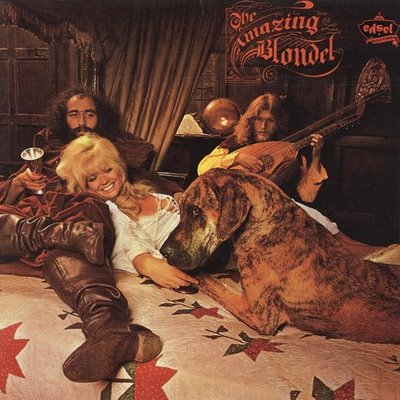 Great Dane, music, Amazing Blondel