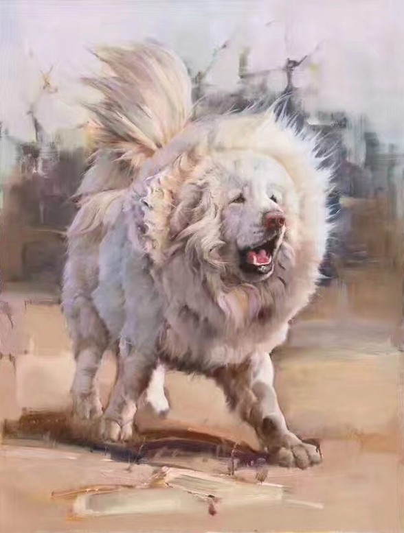 Tibetan Mastiff, Captain Samuel Turner,Dorqu, Zhoqoi, Zhago, Lhawo, Biqoi,name