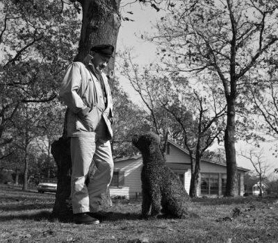 John Steinbeck, Poodle,Charley,literature