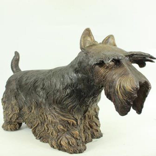 Scottish Terrier, Earl of Dumbarton, history,Diehard,Dumbarton's Diehards