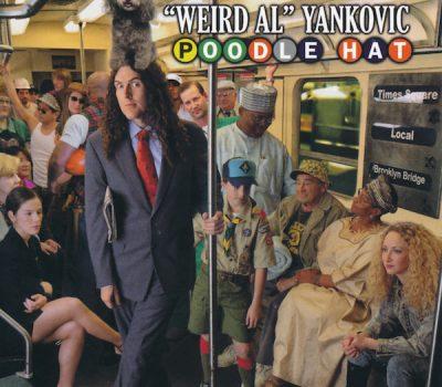 Weird AlYankovic,Poodle,music,album cover,