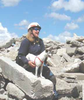 Rat Terrier, Ricky, SAR dogs, Search and Rescue,