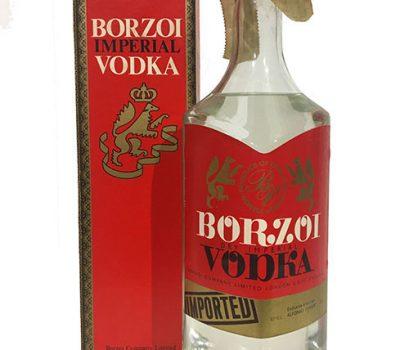 Borzoi Dry Imperial Vodka, Borzoi, vodka, cocktail