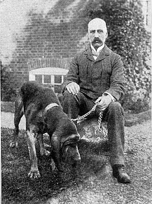 Bloodhound,Dr. J. Sidney Turner, Edwin Brough, Association of Bloodhound Breeders, Jack the Ripper, terms, Scalby Manor,Wyndyates