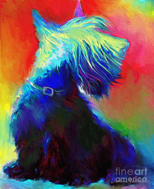 Scottish Terrier, Abhag Albannach, Aberdeen Terrier, Dr. Van Best,William Haynes
